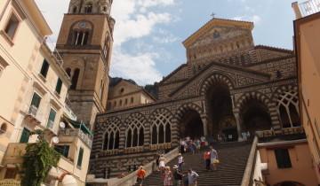 Katedrála v Amalfi