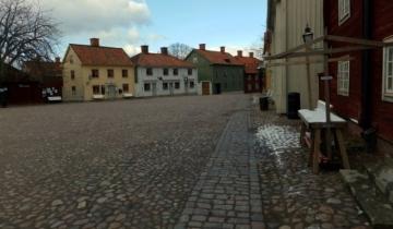Gamla Linköping - Starý Linköping