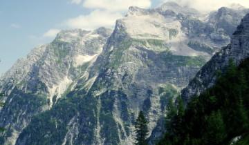 Slovinské Julské Alpy