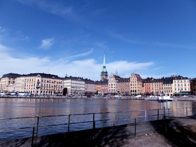 Staré město, Gamla Stan, Stockholmu